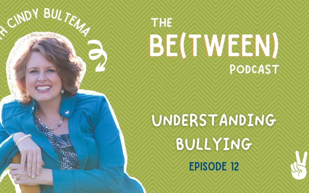 Episode 12: Understanding Bullying with Cindy Bultema